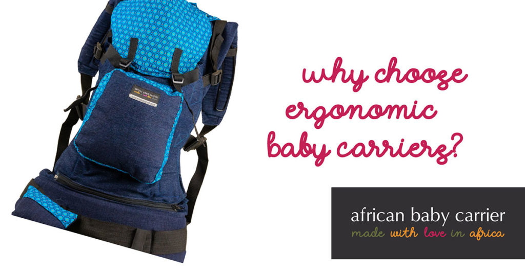 Here are some benefits and characteristics of our affordable, durable and ergonomic range of baby carriers.